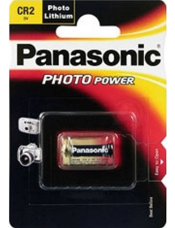 Pilha Panasonic CR2