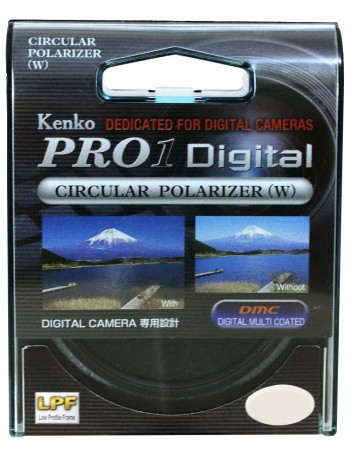 Filtro Polarizador Kenko PRO1 Digital 46mm