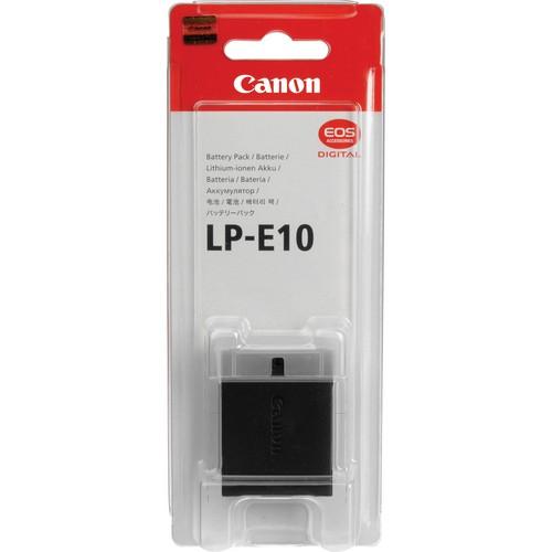 Bateria recarregável Canon LP-E10