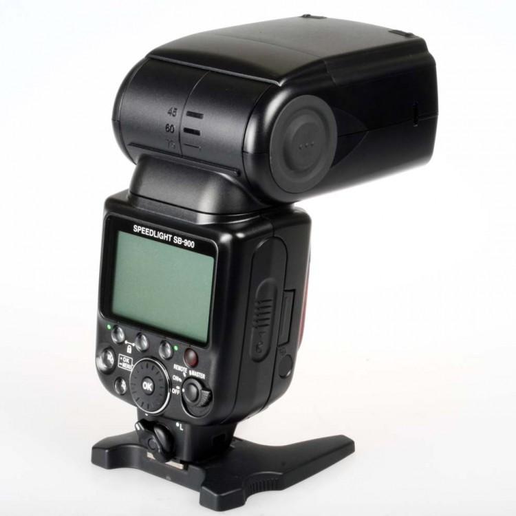 Flash Nikon Speedlight SB-900 - USADO