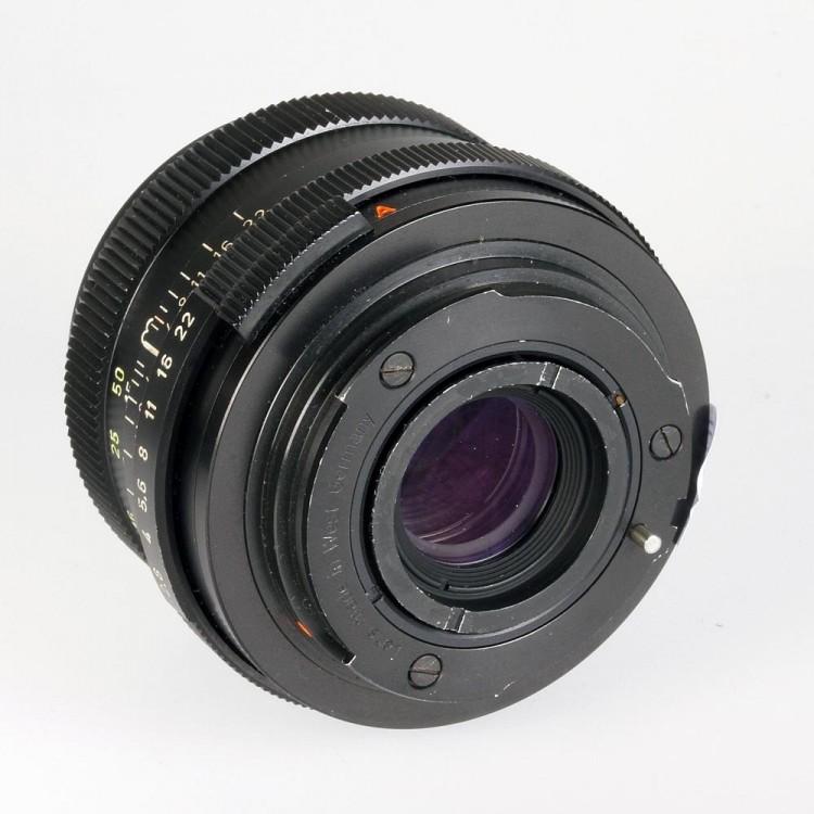 Câmera analógica 35mm Rolleiflex SL35 com lente 50mm f1.8 + 85mm f2.8 - USADOS