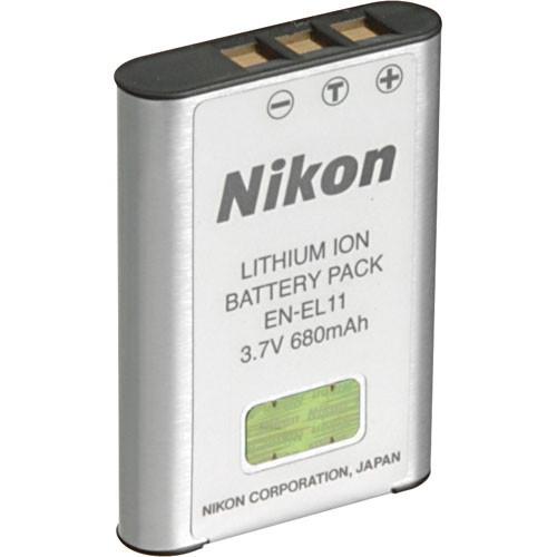 Bateria recarregável Nikon EN-EL11