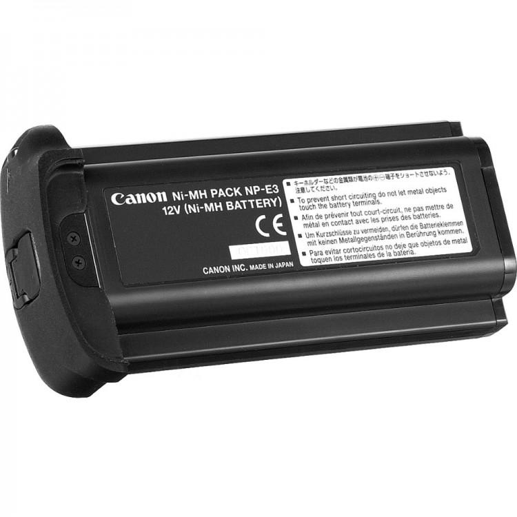 Bateria recarregável Canon NP-E3