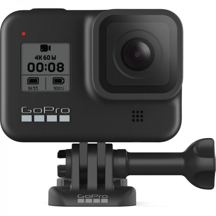 Câmera filmadora de ação GoPro HERO8 Black 4K UltraHD