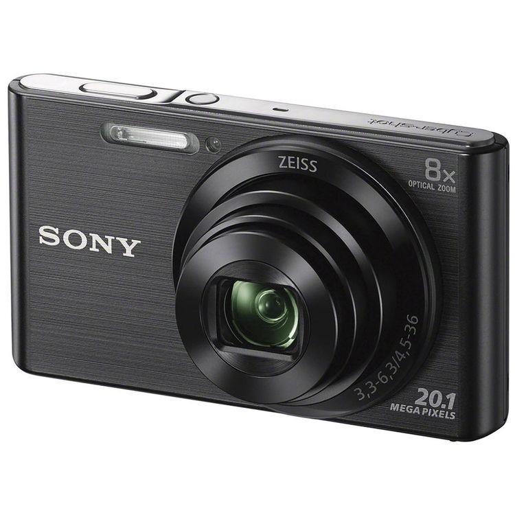 Câmera compacta Sony Cybershot W830 PRETO