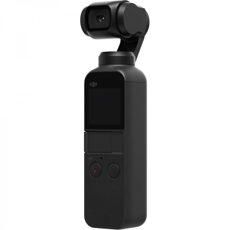 Câmera filmadora com estabilizador DJI OSMO Pocket 4k