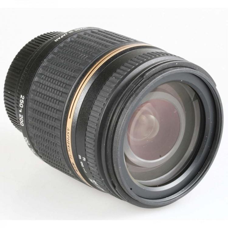 Objetiva Tamron AF 18-250mm f3.5-6.3 Di II LD para Nikon - USADA