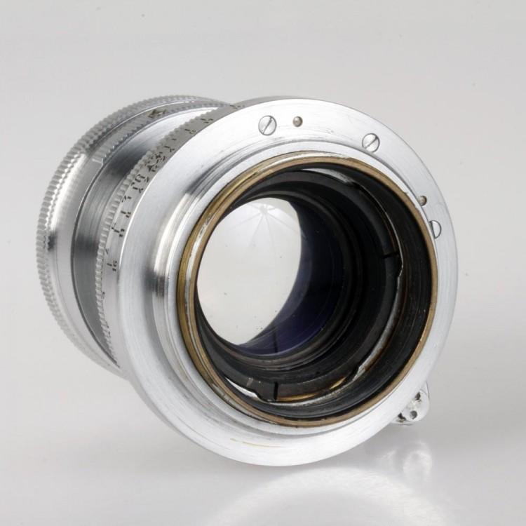 Objetica Leica Summitar 50mm f2 - USADA