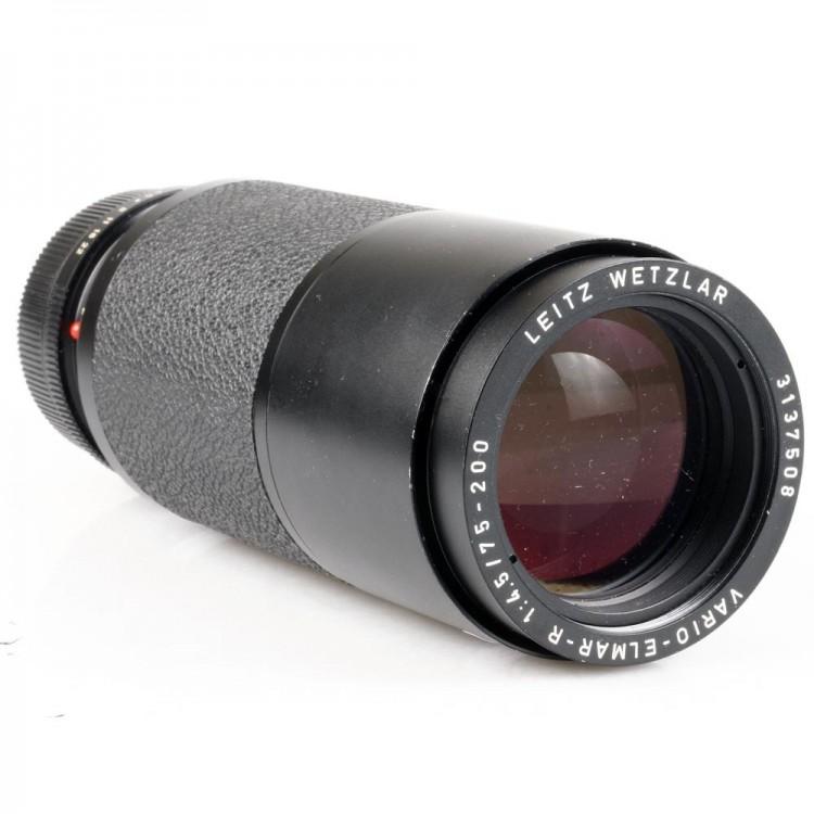 Objetiva Leica Vario-Elmar-R 75-200mm f4.5 - USADA