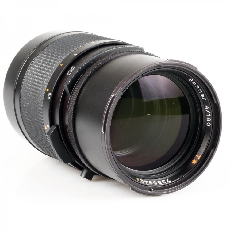 Objetiva Hasselblad Carl Zeiss CF Sonnar 180mm f4 para Hasselblad V - USADA