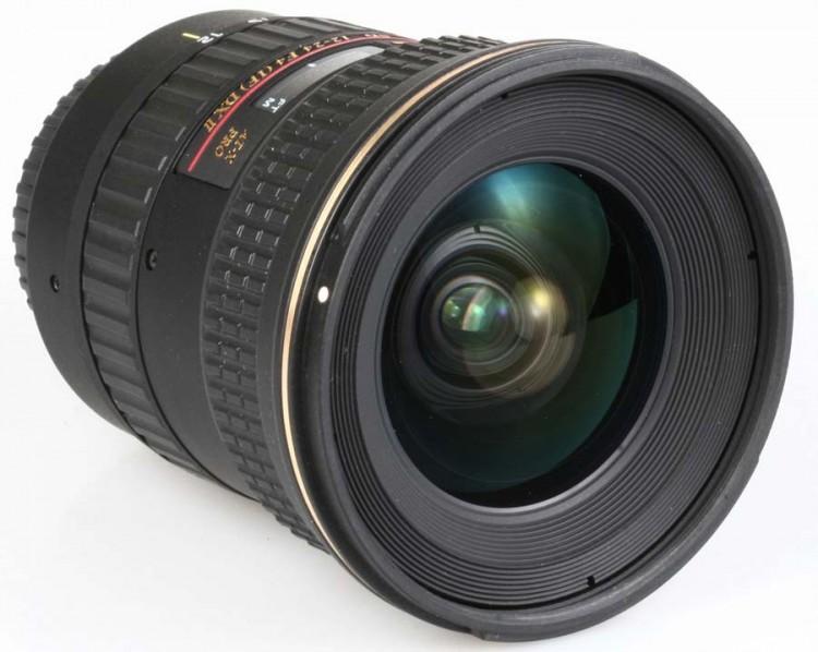 Objetiva Tokina AT-X PRO SD 12-24mm f4 IF DX II para Canon - USADA