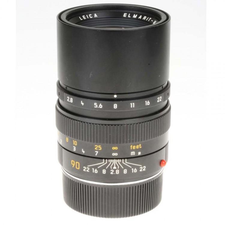 Objetiva Leica Elmarit-M 90mm f2.8 - USADA