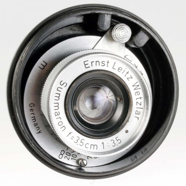 Objetiva Leica LTM39 Summaron-M 35mm f3.5 - USADA