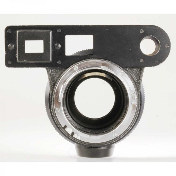 Objetiva Leica Elmarit-M 135mm f2.8 com visor - USADA