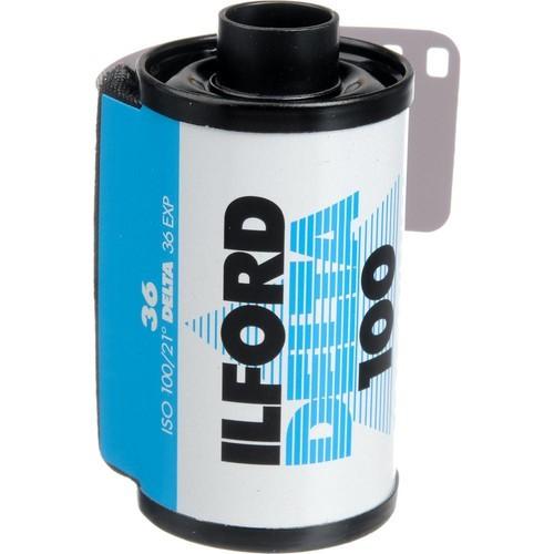 Filme 35mm Ilford Delta ISO 100 Preto e Branco 36 poses