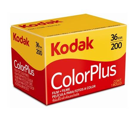 Filme 35mm Kodak ColorPlus ISO 200 Colorido 36 poses