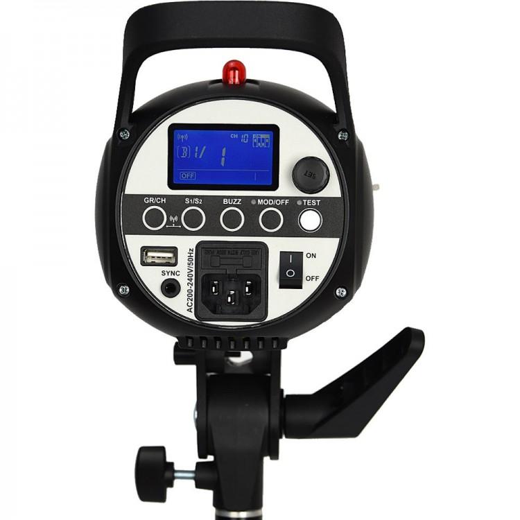 Flash de estúdio Godox SK400II 400W 220V
