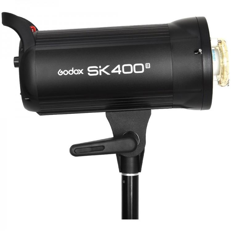 Flash de estúdio Godox SK400II 400W 110V