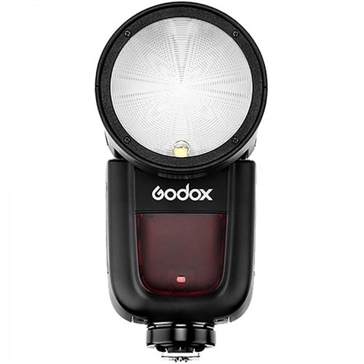 Flash Godox TTL V1 N para Nikon