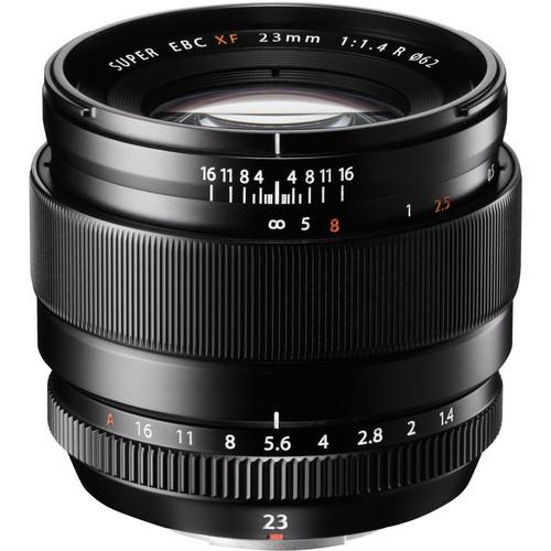Objetiva Fujifilm XF 23mm f1.4 R