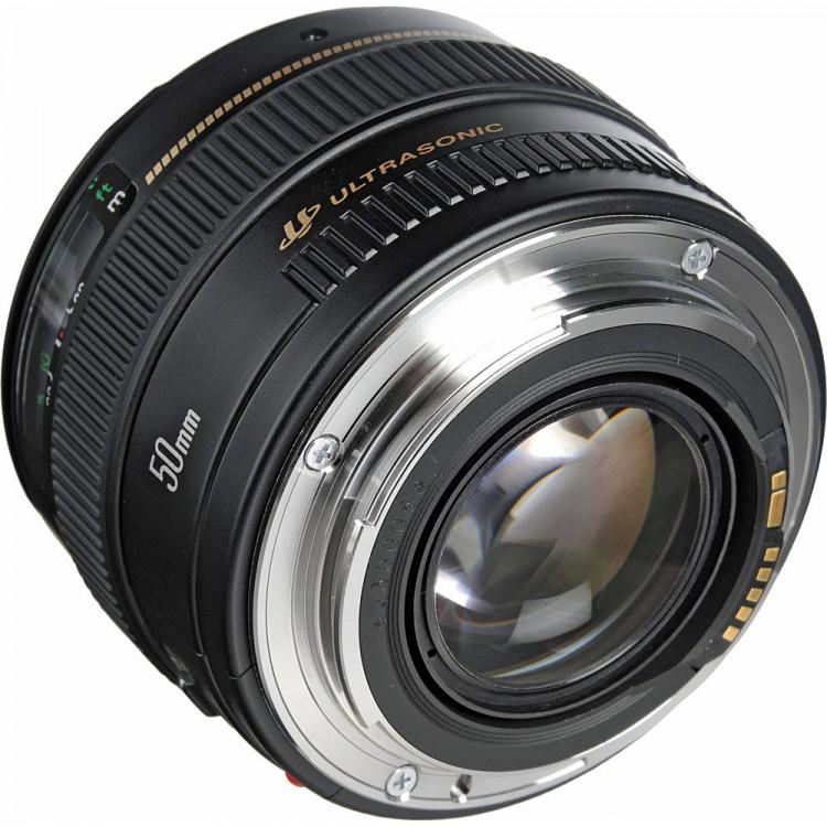 Objetiva Canon EF 50mm f1.4 USM