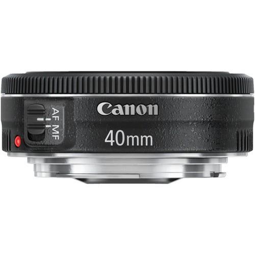 Objetiva Canon EF 40mm f2.8 STM