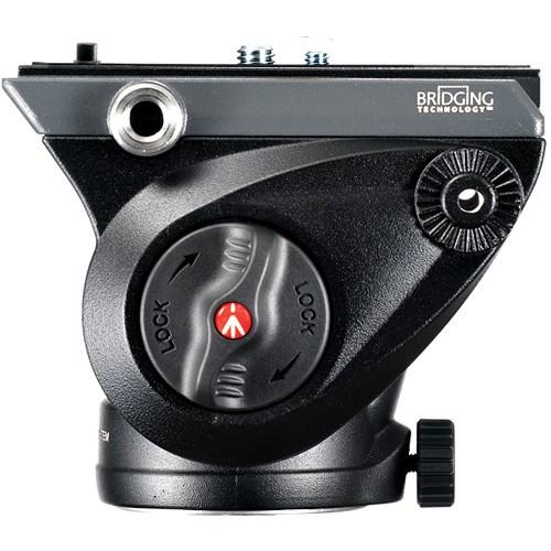 Cabeça com Fluído Manfrotto MVH500AH