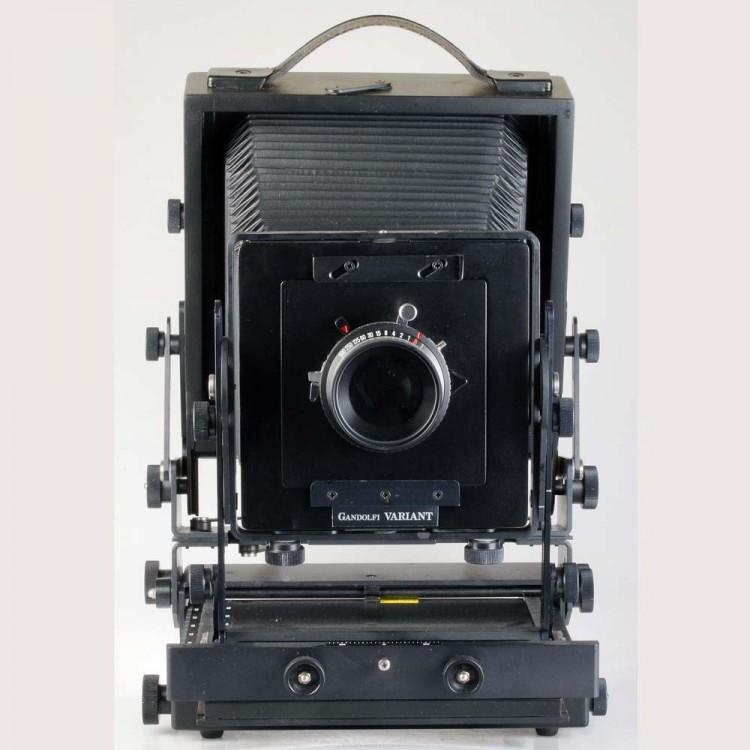 Câmera grande formato Gandolfi Variant