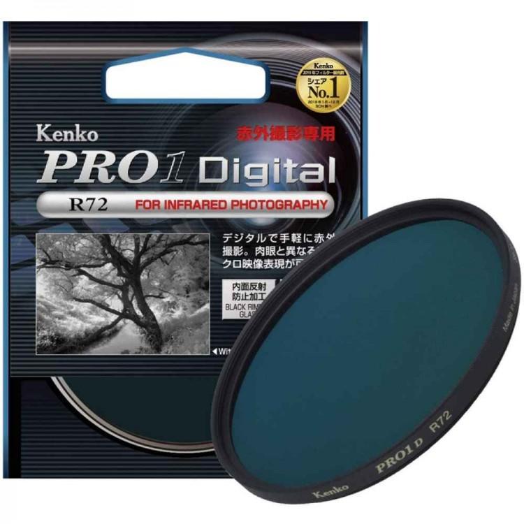 Filtro infravermelho (R72) Kenko PRO1 Digital 72mm