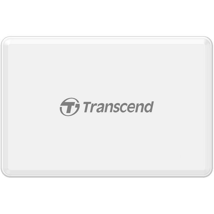Leitor de Cartão universal Transcend RDF8W2 USB 3.1