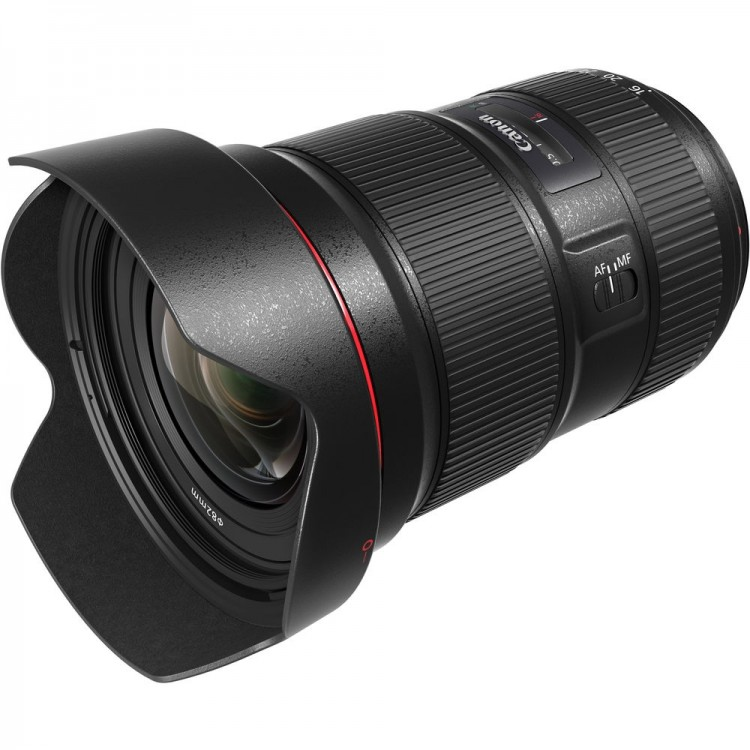 Objetiva Canon EF 16-35mm f2.8L III USM
