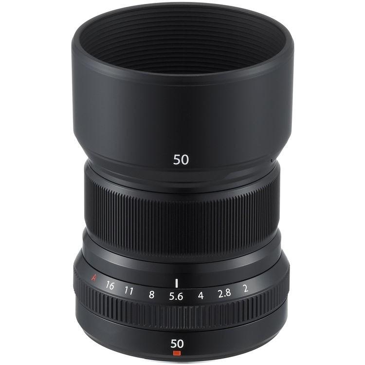 Objetiva Fujifilm XF 50mm f2 R WR - PRETO