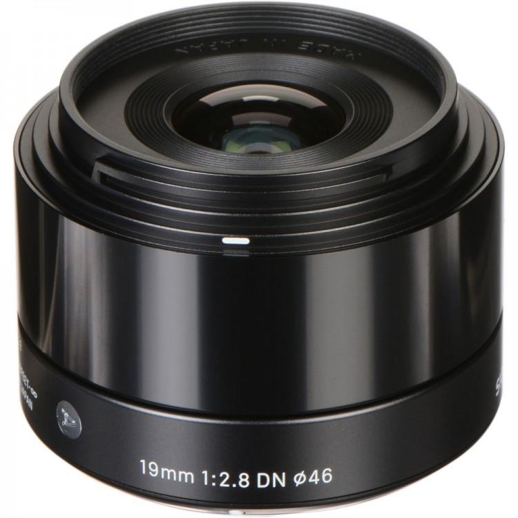 Objetiva Sigma 19mm f2.8 DN ART para Sony E