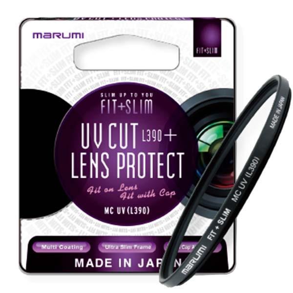 Filtro UV L390 Marumi Fit+Slim 52mm