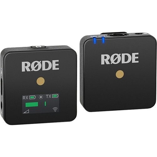 Microfone compacto sem fio Rode Wireless GO