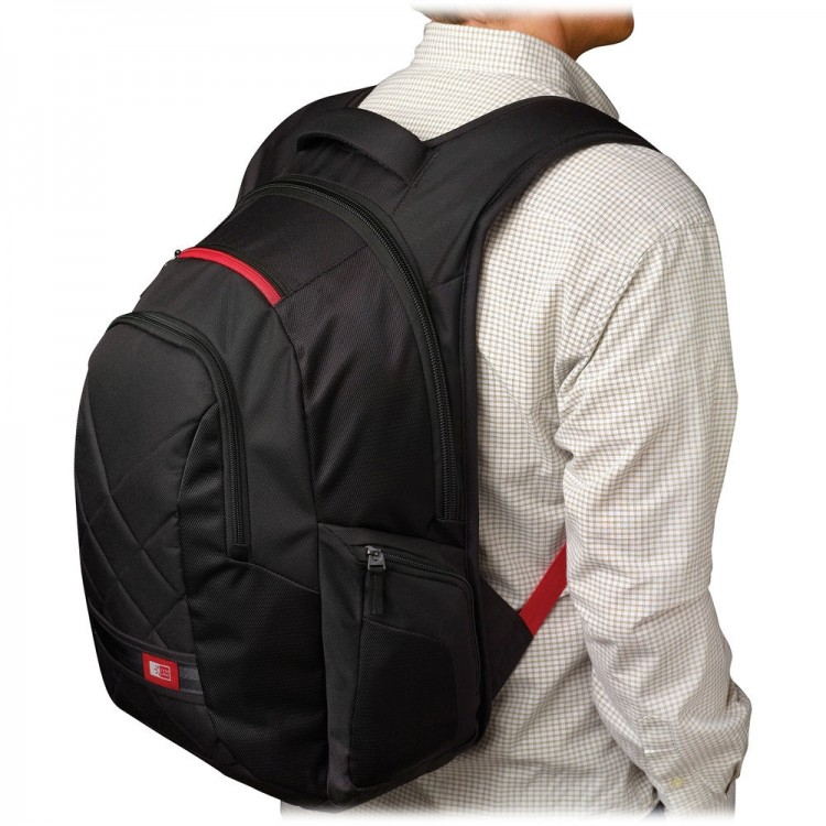 Mochila Case Logic DLBP-116 (3201268) para laptop de até 16 polegadas