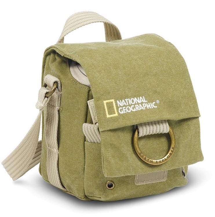Estojo National Geographic Earth Explorer NG 2342 para câmera compactas ou mirrorless