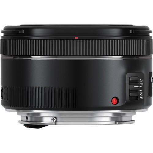 Objetiva Canon EF 50mm f1.8 STM