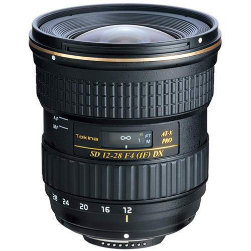 Objetiva Tokina AT-X 12-28mm f4 PRO DX para Canon