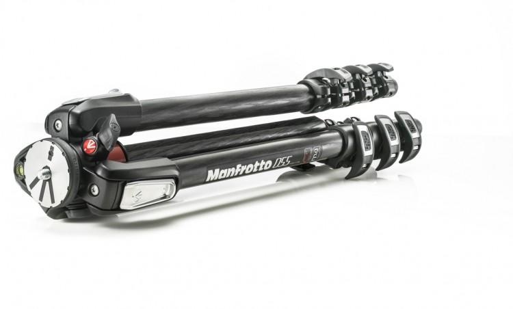 Tripé de fibra de carbono Manfrotto MT055CXPRO4