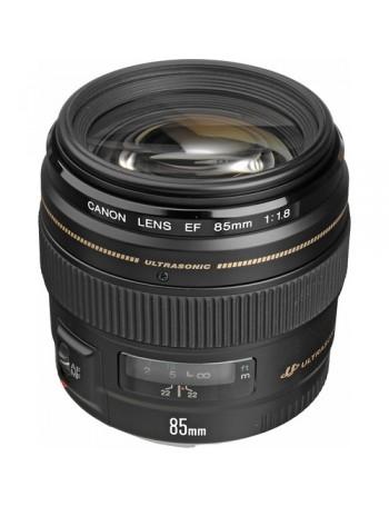 Objetiva Canon EF 85mm f1.8 USM