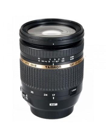 Objetiva Tamron AF 17-50mm f2.8 Di II SP VC para Canon - USADA