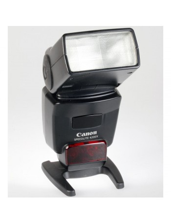 Flash Canon Speedlite TTL 420EX - USADO