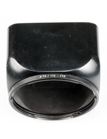 Parasol Hasselblad B70 110-250 para lente 110-250mm (40576) - USADO