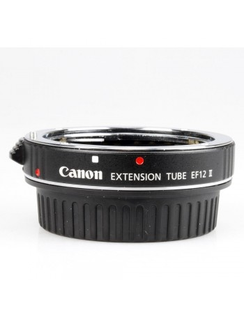 Tubo extensor Canon EF12 II - USADO
