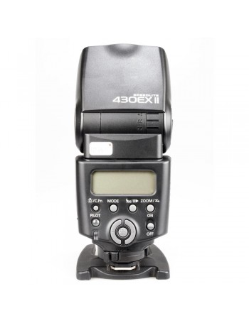 Flash Canon Speedlite TTL 430EX II - USADO
