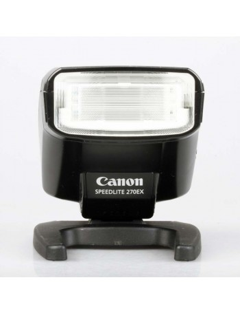 Flash Canon Speedlite TTL 270EX - USADO