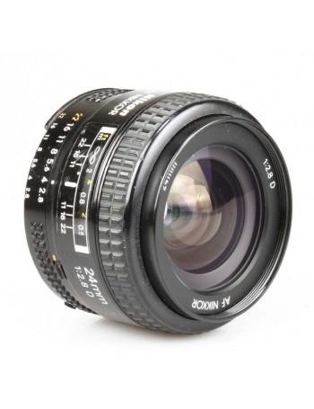Objetiva Nikon AF 24mm f2.8D - USADA