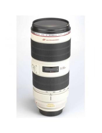 Objetiva Canon EF 70-200mm f2.8L IS II USM - USADA