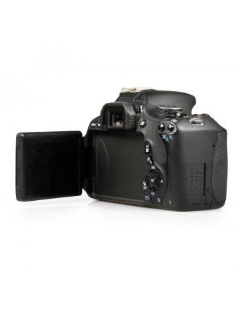 Câmera Canon EOS Kiss X5 CORPO - USADA (18.251 disparos)